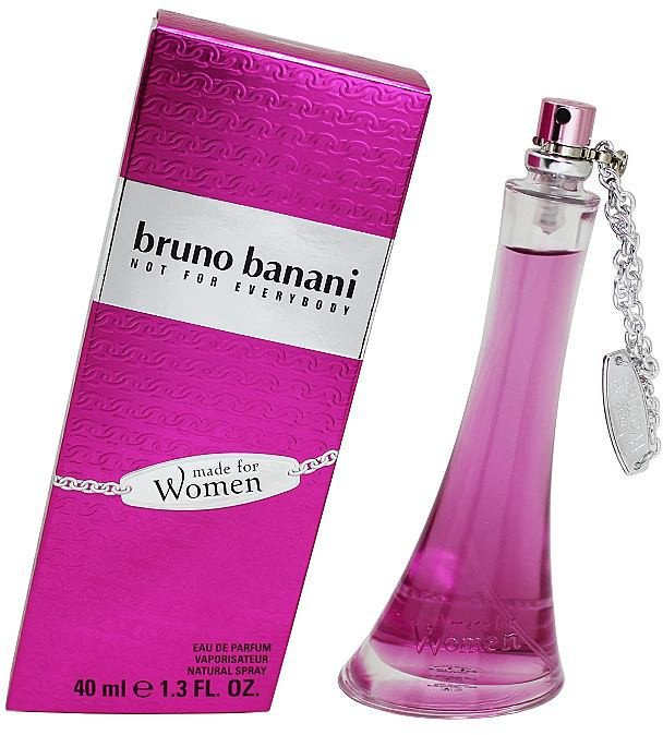 Bruno Banani Made for Woman, Parfémovaná voda, 40ml, Dámska vôňa, + AKCE: dárek zdarma