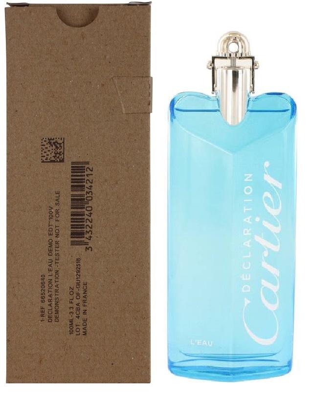 Cartier L´Eau Déclaration, Toaletní voda - Tester, 100ml, Pánska vôňa, + AKCE: dárek zdarma