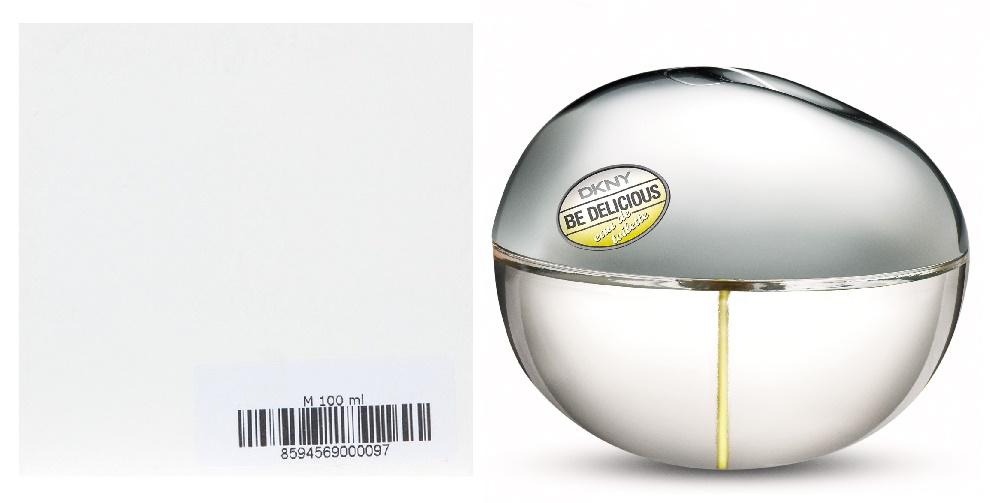 DKNY Be Delicious, Toaletní voda - Tester, 100ml, Dámska vôňa, + AKCE: dárek zdarma