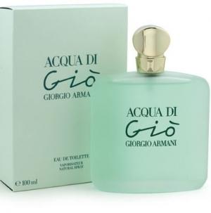Giorgio Armani Acqua di Gio pour Femme, Toaletní voda, 100ml, Dámska vôňa, + AKCE: dárek zdarma