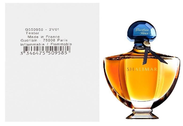 Guerlain Shalimar, Parfémovaná voda - Tester, 90ml, Dámska vôňa, + AKCE: dárek zdarma