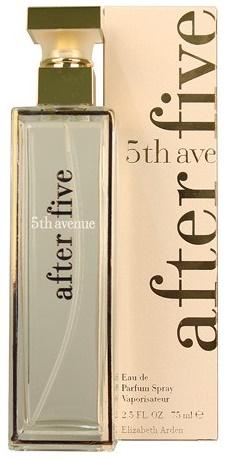 Elizabeth Arden 5th Avenue After Five, Parfémovaná voda, 75ml, Dámska vôňa, + AKCE: dárek zdarma