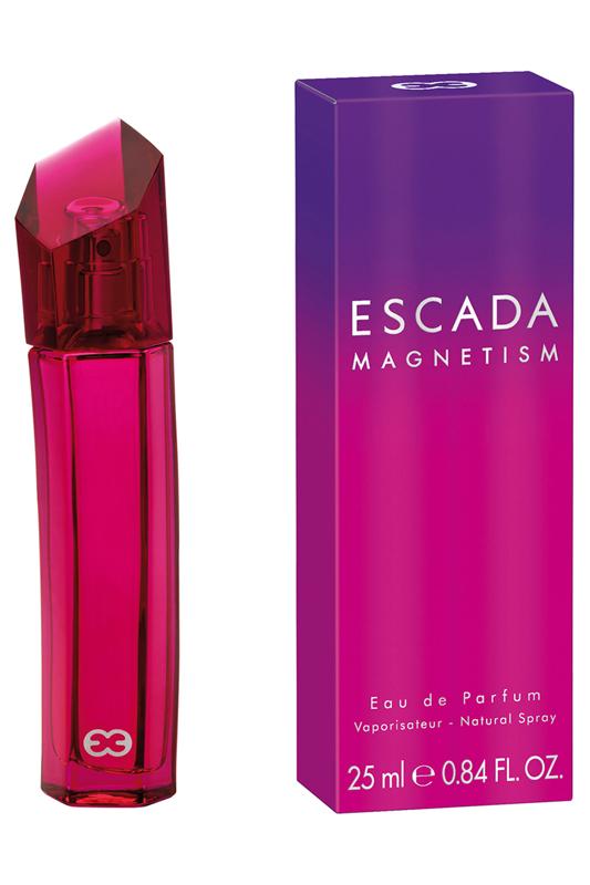 Escada Magnetism, Parfémovaná voda, 25ml, Dámska vôňa, + AKCE: dárek zdarma