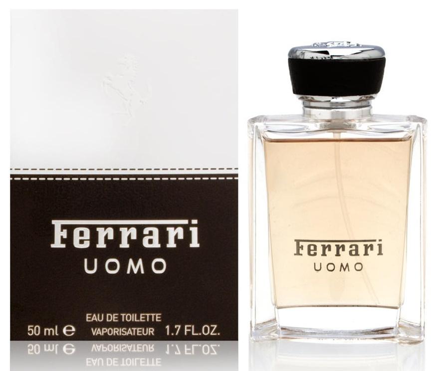 Ferrari Ferrari Uomo, Toaletní voda, 50ml, Pánska vôňa