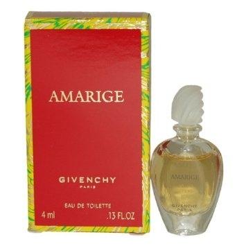 Givenchy Amarige, Toaletní voda, 4ml, Dámska vôňa, + AKCE: dárek zdarma