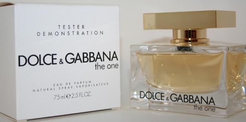 Dolce & Gabbana The One, Parfémovaná voda - Tester, 75ml, Dámska vôňa, + AKCE: dárek zdarma