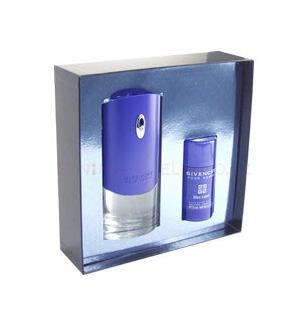Givenchy Blue Label pour Homme, Dárková sada, toaletná voda 100ml + deostick 75ml, + AKCE: dárek zdarma