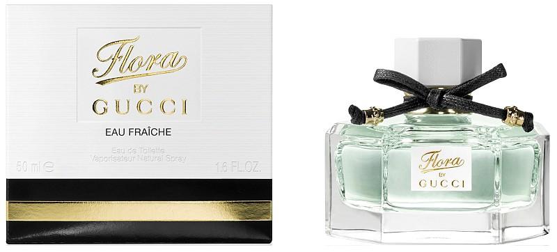Gucci Flora by Gucci Eau Fraiche, Toaletní voda, 50ml, Dámska vůně, + AKCE: dárek zdarma