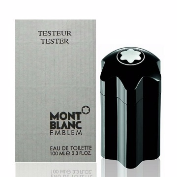 Mont Blanc Emblem, Toaletní voda - Tester, 100ml, Pánska vôňa