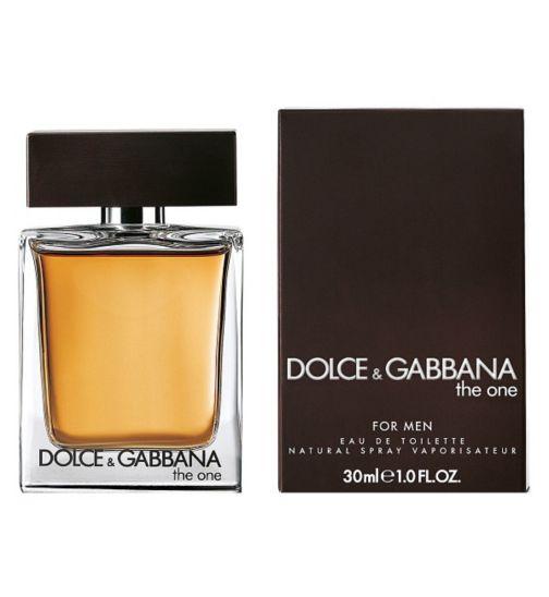 Dolce & Gabbana The One for Men, Toaletní voda, 30ml, Pánska vôňa, + AKCE: dárek zdarma