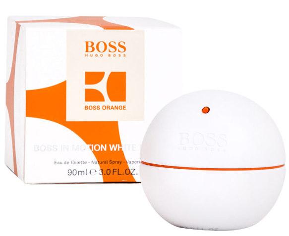Hugo Boss In Motion White, Toaletní voda, 90ml, Pánska vôňa, + AKCE: dárek zdarma