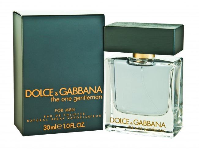 Dolce & Gabbana The One Gentleman, Toaletní voda, 30ml, Pánska vôňa, + AKCE: dárek zdarma