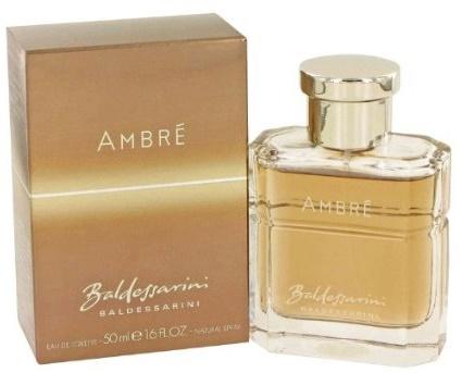 Hugo Boss Baldessarini Ambré, Toaletní voda, 50ml, Pánska vôňa, + AKCE: dárek zdarma