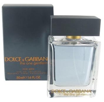 Dolce & Gabbana The One Gentleman, Toaletní voda, 50ml, Pánska vôňa, + AKCE: dárek zdarma