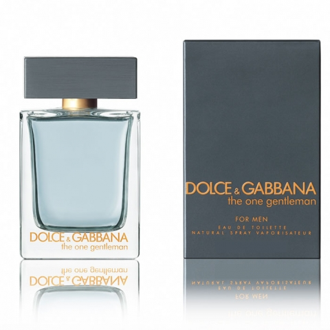 Dolce & Gabbana The One Gentleman, Toaletní voda, 100ml, + AKCE: dárek zdarma