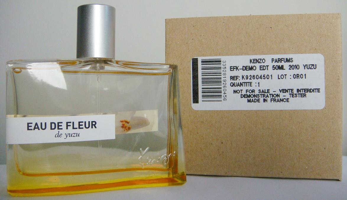 Kenzo Eau De Fleur de Yuzu, Toaletní voda - Tester, 50ml, Dámska vôňa, + AKCE: dárek zdarma