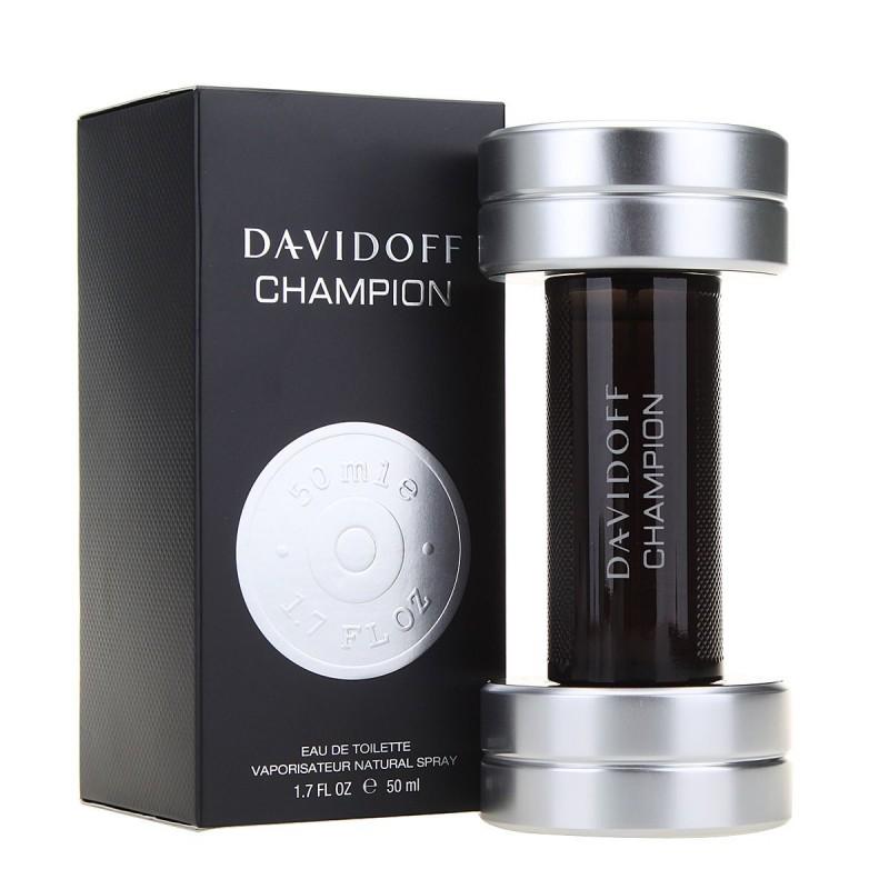 Davidoff Champion, Toaletní voda, 50ml, Pánska vôňa, + AKCE: dárek zdarma