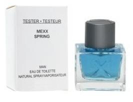 Mexx Spring Edition 2012 for Men, Toaletní voda - Tester, 75ml, Pánska vôňa, + AKCE: dárek zdarma