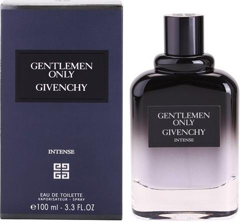 Givenchy Gentlemen Only Intense, Toaletní voda, 100ml, Pánska vôňa, + AKCE: dárek zdarma