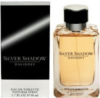 Davidoff Silver Shadow, Toaletní voda, 100ml, Pánská vůně, + AKCE: dárek zdarma