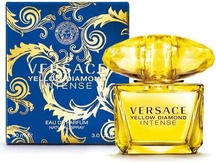 Versace Yellow Diamond Intense, Parfémovaná voda, 90ml, Dámska vôňa, + AKCE: dárek zdarma