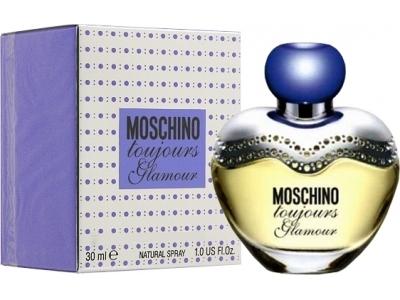 Moschino Toujours Glamour, Toaletní voda, 30ml, Dámska vůně, + AKCE: dárek zdarma