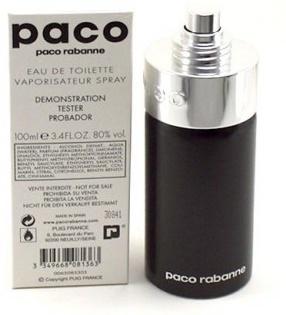 Paco Rabanne Paco, Toaletní voda - Tester, 100ml, Unisex vôňa, + AKCE: dárek zdarma