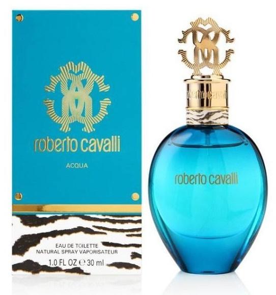 Roberto Cavalli Acqua, Toaletní voda, 30ml, Dámska vôňa, + AKCE: dárek zdarma