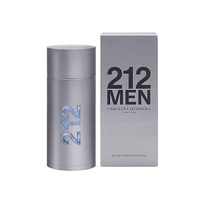 Carolina Herrera 212 Men, Toaletní voda, 200ml, + AKCE: dárek zdarma