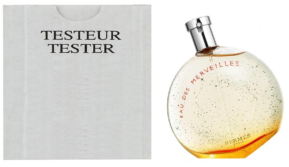Hermes Eau Des Merveilles, Toaletní voda - Tester, 100ml, Dámska vôňa, + AKCE: dárek zdarma