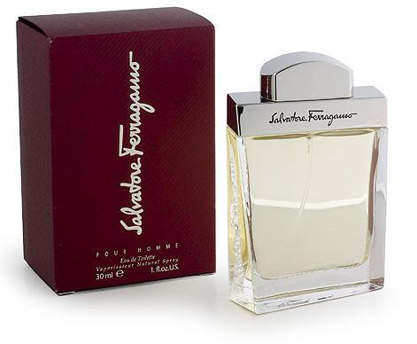 Salvatore Ferragamo Salvatore Ferragamo pour Homme, Toaletní voda, 30ml, Pánska vôňa, + AKCE: dárek zdarma