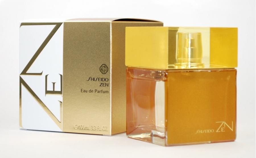 Shiseido Zen, Parfémovaná voda, 100ml, Dámska vôňa, + AKCE: dárek zdarma