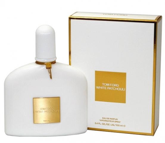 Tom Ford White Patchouli, Parfémovaná voda, 100ml, Dámska vôňa, + AKCE: dárek zdarma