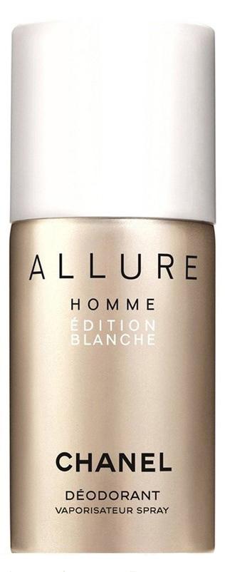 Chanel Allure Homme Edition Blanche, Deospray, 100ml, Pánska vôňa, + AKCE: dárek zdarma
