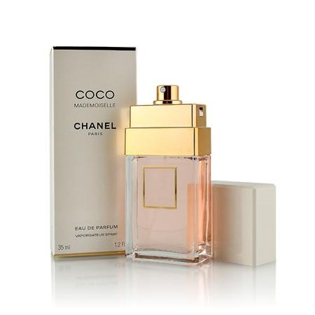 Chanel Coco Mademoiselle, Parfémovaná voda, 35ml, Dámska vôňa, + AKCE: dárek zdarma