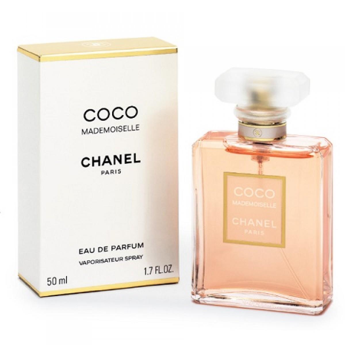 Chanel Coco Mademoiselle, Parfémovaná voda, 50ml, Dámska vôňa, + AKCE: dárek zdarma