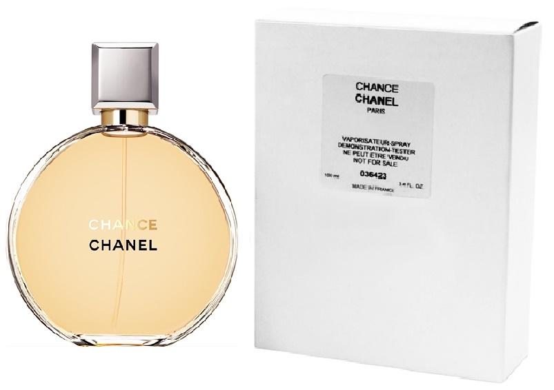 Chanel Chance, Parfémovaná voda - Tester, 100ml, Dámska vůně, + AKCE: dárek zdarma