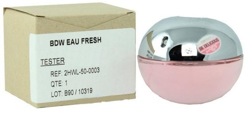 DKNY Be Delicious Fresh Blossom, Parfémovaná voda - Tester, 50ml, Dámska vôňa, + AKCE: dárek zdarma