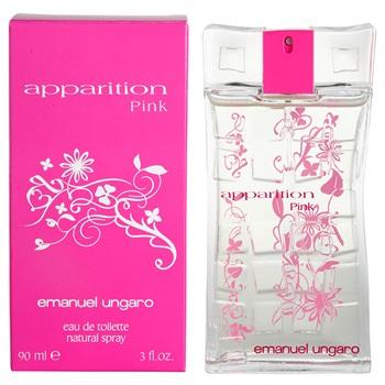 Emanuel Ungaro Apparition Pink, Toaletní voda, 90ml, Dámska vôňa, + AKCE: dárek zdarma