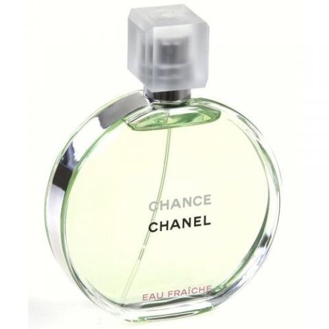 Chanel Chance Eau Fraiche - bez krabice, s víčkem, Toaletní voda, 100ml, Dámska vôňa, + AKCE: dárek zdarma