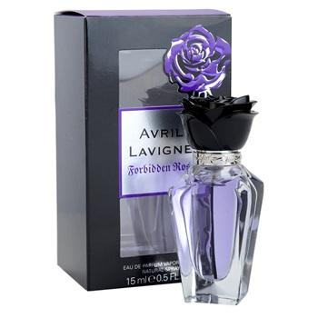 Avril Lavigne Forbidden Rose, Parfémovaná voda, 15ml, Dámska vôňa, + AKCE: dárek zdarma