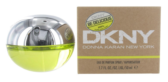 DKNY Be Delicious, Parfémovaná voda, 50ml, Dámska vôňa, + AKCE: dárek zdarma