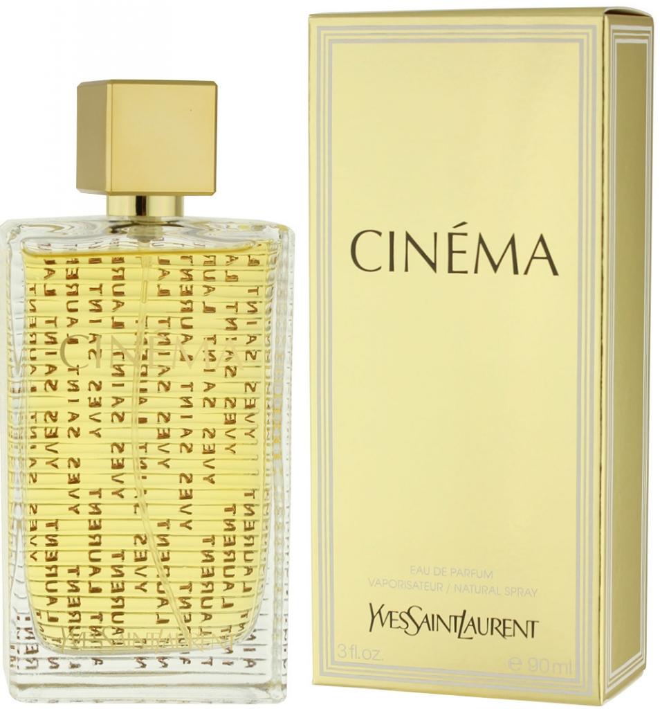 Yves Saint Laurent Cinema, Parfémovaná voda, 90ml, Dámska vůně, + AKCE: dárek zdarma