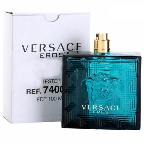 Versace Eros, Toaletní voda - Tester, 100ml, Pánska vôňa, + AKCE: dárek zdarma