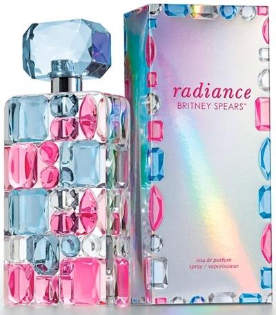 Britney Spears Radiance, Parfémovaná voda, 100ml, Dámska vôňa, + AKCE: dárek zdarma