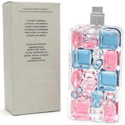 Britney Spears Radiance, Parfémovaná voda - Tester, 100ml, Dámska vôňa, + AKCE: dárek zdarma