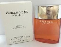 Clinique Happy for Man, Toaletní voda - Tester, 100ml, Pánska vôňa, + AKCE: dárek zdarma