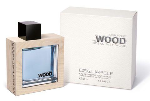Dsquared2 He Wood Ocean Wet Wood, Toaletní voda, 50ml, Pánska vôňa, + AKCE: dárek zdarma