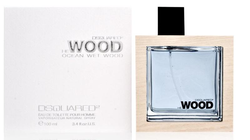 Dsquared2 He Wood Ocean Wet Wood, Toaletní voda, 100ml, Pánska vôňa