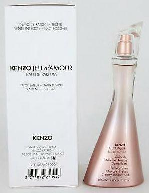 Kenzo Jeu d´Amour, Parfémovaná voda - Tester, 50ml, Dámska vôňa
